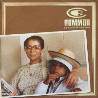 Common ‎- One Day It'll All Make Sense (LP) (G+/G++)